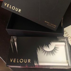 Velour mink lashes are those real
